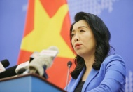 Vietnam rejects China's maritime claims in South China Sea