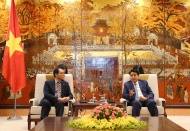 South Korea proposes cooperation with Hanoi in host of fields