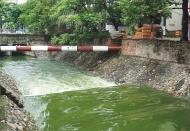 Hanoi seeks comment on plan to revive polluted river with river water