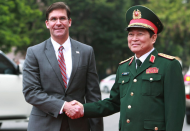 US to equip another ship for Vietnam coast guard