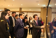 Hanoi wants more investment from South Korea