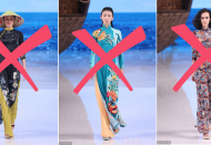 Chinese fashion collection angers Vietnamese on Ao Dai plagiarism
