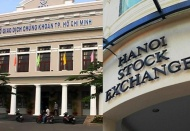 Proposal to merge Hanoi and Ho Chi Minh City stock exchanges on hold