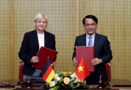 Germany pledges US$235 million in next two years for Vietnam's green growth