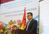 UN Int'l Day of Solidarity with Palestinians marked in Hanoi