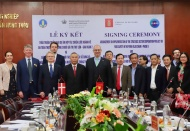 Denmark supports Vietnam to improve food safety