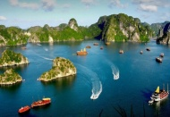 Vietnam tourism earns two world's leading titles for first time