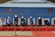 Work starts on US$390 million dioxin cleanup project at former US military base