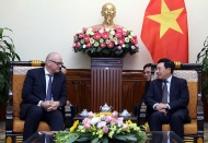 Germany wants to boost bilateral strategic partnership with Vietnam