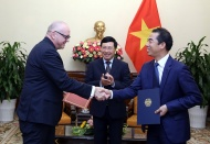 Vietnam, Germany endorse action plan for 2020-2021, rule-based order highlighted