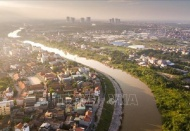 Helicopter tour launched in Hanoi for spectacular Red River sightseeing
