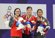 Vietnam bags record high of gold medals at SEA Games competition