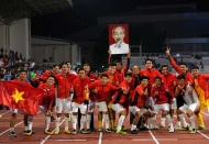 "Vietnam football dream comes true with ""Vietnamese spirit"": Coach"