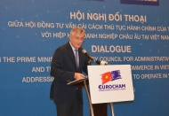 Vietnam is serious about building attractive business environment: EuroCham