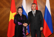 First Vietnam-Russia Inter-parliamentary Commission discusses new areas of cooperation