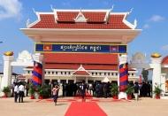 1st Vietnam-Cambodia border market opens