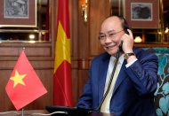 Vietnam PM holds phone talk with Russian counterpart, focusing on oil cooperation