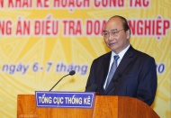 Vietnam leaders never ask for adjustments to statistical data: PM