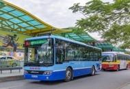 Hanoi to build 500 new bus stops