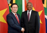 Vietnam-South Africa ties experience an exciting year: Ambassador MK Lekgoro