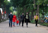 Hanoi's air quality on February 2 harmful to human health