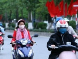 Hanoi's air quality on February 4 improves markedly
