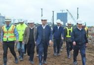 Hanoi mayor urges speedier construction of wastewater treatment plant