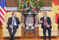 Vietnam seeks greater cooperation with US in infrastructure, energy