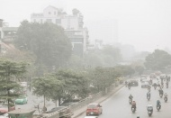 Hanoi's air quality moves erratically in recent days