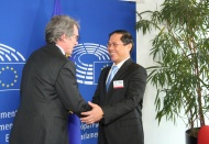 EU considers Vietnam major partner in Asia – Pacific: EP President