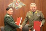 Vietnam defense minister's trip to Russia advances bilateral ties