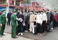 Vietnam isolates over 5,000 Chinese laborers amid Covid-19 spread
