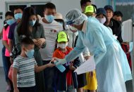 Hanoi not to discriminate foreigners as Covid-19 epidemic spreads: Mayor