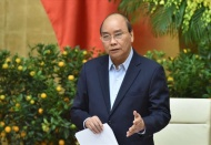 Vietnam gov't to make utmost efforts to realize economic targets in 2020
