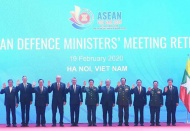ASEAN defense forces join hands to combat Covid-19