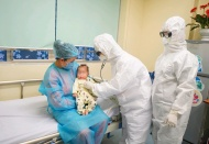 Three-month-old Covid-19 patient in Vietnam discharged from hospital