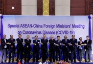 ASEAN-China cooperation against Covid-19: Transparent information sharing