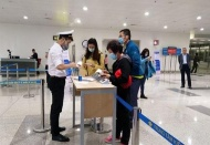 Vietnam requires passengers from Italy and Iran to declare health conditions