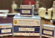 Vietnam firm to produce 10,000 Covid-19 test kits daily