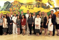 Sheraton Grand Danang Resort welcomes US diplomatic relations delegation