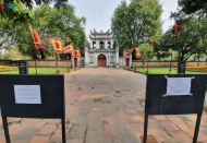 Hanoi closes some major tourist sites for Covid-19 prevention