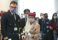 How medical declaration process works at Noi Bai airport?