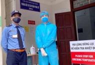 Rumors on Bach Mai Hospital in Hanoi under lockdown untrue