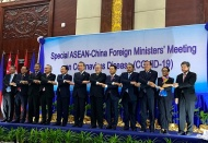 ASEAN Summit postponed until end-June due to pandemic