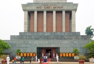 Ho Chi Minh Mausoleum ceases guest service from March 23 on Covid
