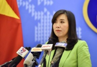 US report on Vietnam human rights contains unverified information: Spokesperson