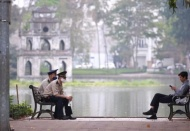 Hanoi proposes extending social distancing period to end-April