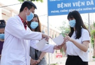April 23: Vietnam's coronavirus count unchanged at 268 in seventh straight day