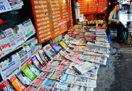 Hanoi says RSF's press ranking for Vietnam is malicious