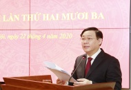 Hanoi achieves good economic performance despite severe Covid-19 havoc: Party official